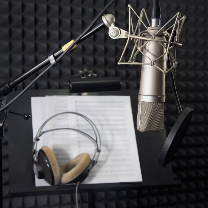 voice over services and language dubbing
